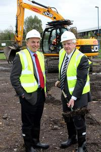 £5.7m development on Baglan Energy Park