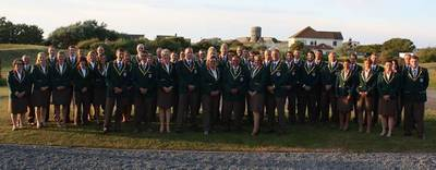 Guernsey Commonwealth Games Team