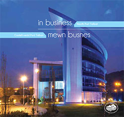 In Business Front Cover