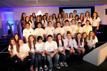Young Business Dragons Winners 2012